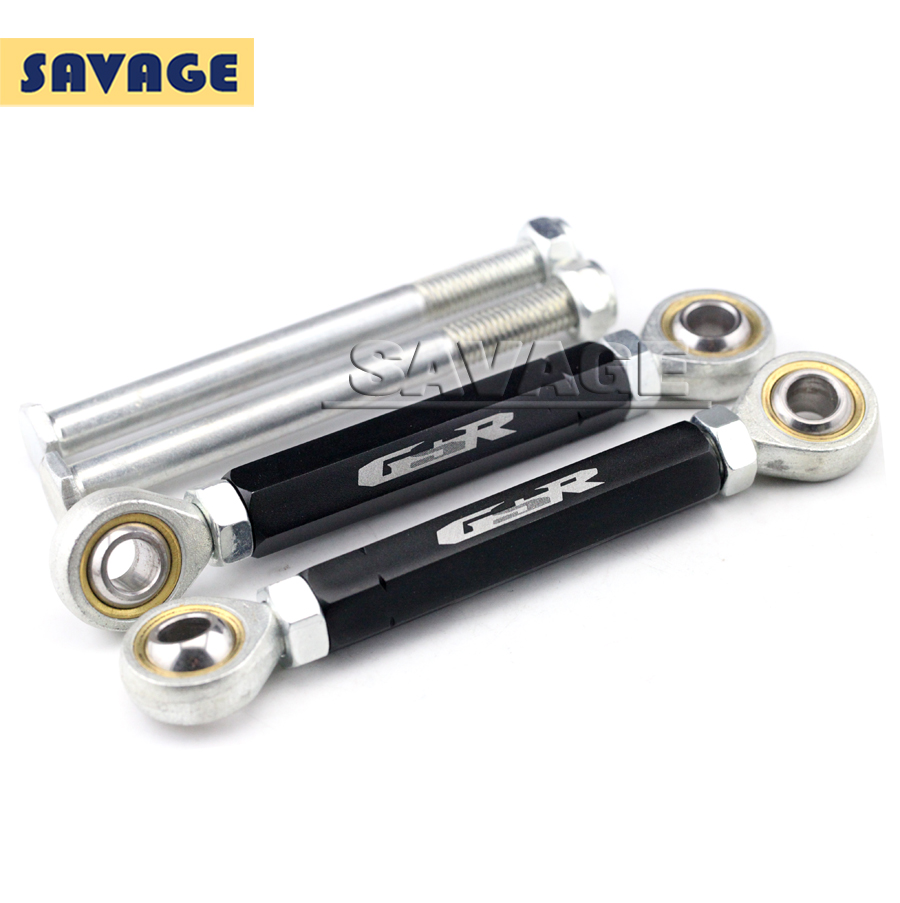 Motorcycle Rear Adjustable Suspension Drop Link Kits Lowering Links Kit For SUZUKI GSR600 06-12, GSR400 08-13 GSR 600/400