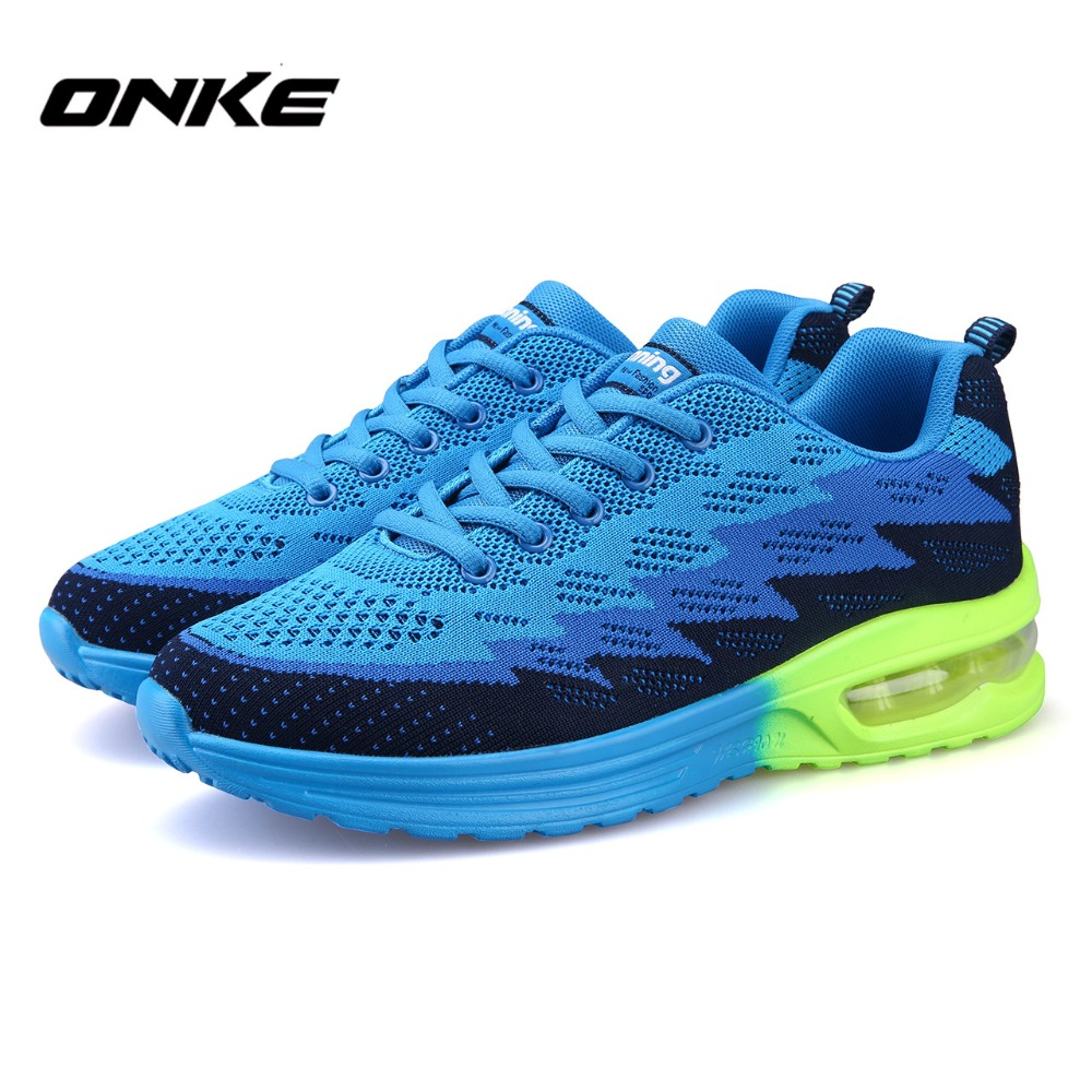 100% authentic 3da0d dcd57 2018 New Brand Running Shoes Men Women Outdoor Light Sports Shoe Breathable  Athletic Training Run Sneakers Gym Runner
