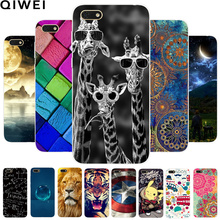 For Huawei Y5 2018 Case Cover 5.45'' Soft TPU Silicone Bumper on Y 5 2018 Cases Back Cover For Huawei Y5 Prime 2018 Phone Cases