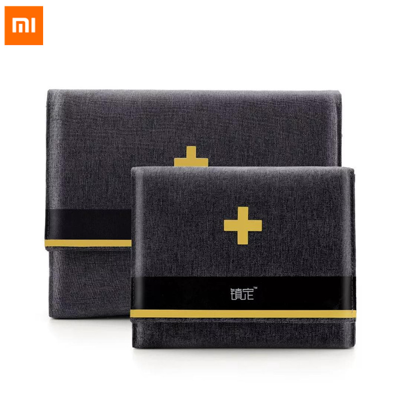 Xiaomi Mijia Zd Emergency Survival First Aid Bag Medical Bag Usefully For Sport Travel Kits Home Outdoor Car Drive Office