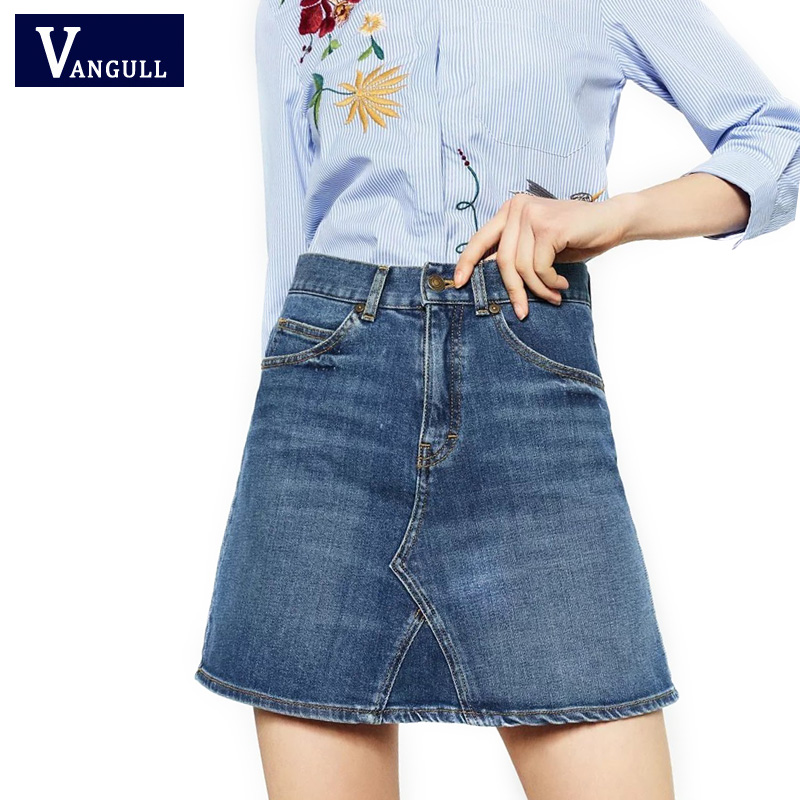 High Quality Pleated Jean Skirt-Buy Cheap Pleated Jean Skirt lots ...