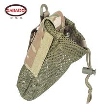 Cordura material Camouflage Outdoor storage bags military tactics tactical bag mesh water bottle pouch tmc remington 870 bag back bag in cordura multicam cordura bag free shipping sku12050473