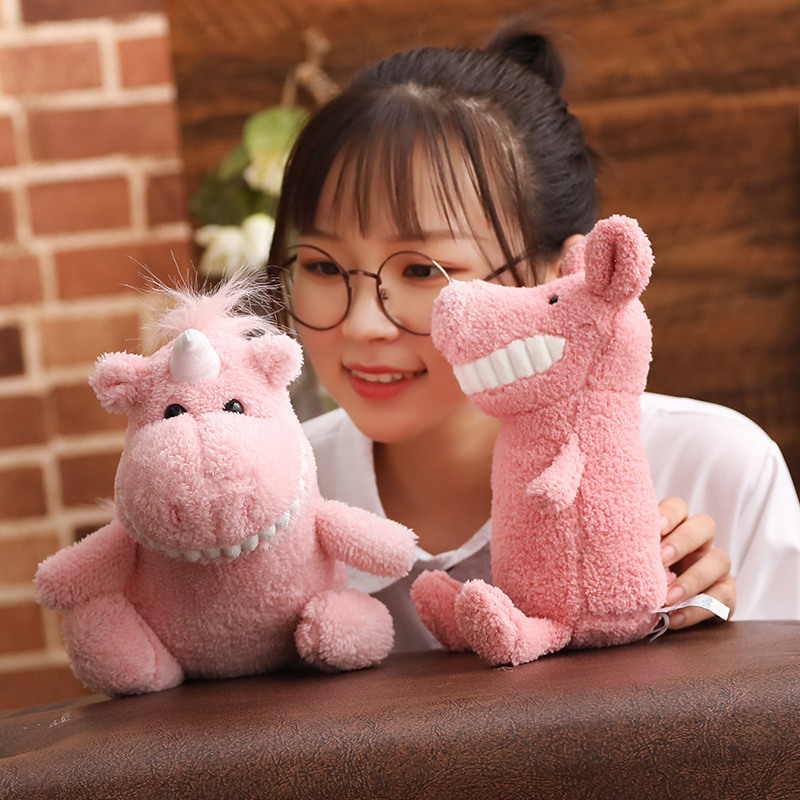 1Pcs Baby Plush Toy Stuffed Plush Toys for Children Lovely Cartoon Plush Animal Doll Toy Soft Kid Girl Present Birthday Gifts in Stuffed Plush Animals from Toys Hobbies
