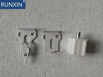 DM25TE, DOOYA tubular motor and remote controller and install brackets, for Dia. 38mm tube