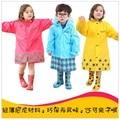 Children raincoats Girls Trench Coat  BOYS raincoat Kids Coats Outfits 2016 Girls Jacket Hoodies Raincoat Boy Outerwear
