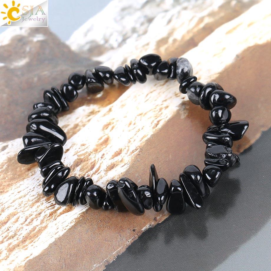 Black Tourmaline Bracelet for Women