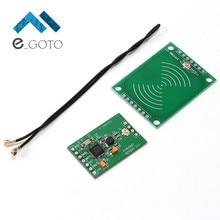 13.56 мГц RFID модуль карт писатель модуль карт ic rf Сенсор Телевизионные антенны изоляции 2.5-3.6 В 20ma
