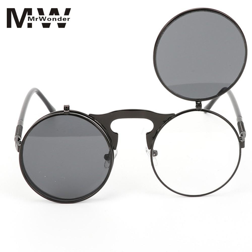 Click here to Buy Now!! Mrwonder 2018 Marque DesignMetal-cadre lunettes de  Soleil ... 8fe008ff6718
