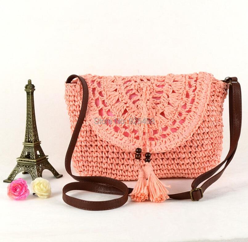 Increíble Patrón Libre Mini Bolso Crochet Ornamento - Ideas de ...