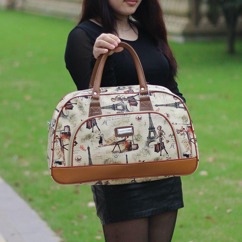 para mulheres bolsa de viagem Travel Duffle : Duffle Bag