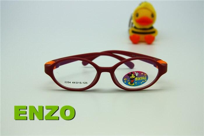 Aliexpress.com : Buy Flexible Kids Glasses Frame Size 44mm ...