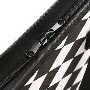 Image 5 - Fashion Expanding File Folder for Documents Case A4 Document Bag Multi Pocket File Organizer Zipper Bag
