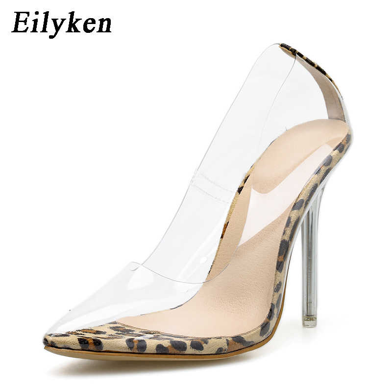 31b345001ab Detail Feedback Questions about Eilyken Sexy PVC Clear Women Pumps ...