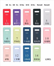 50pcs Original Silicone Case For samsung s8 s8+ s9 9+ s10 s10e s10+ note 8 9 Silky Silicone Cover Soft-Touch Finish Cover case цена и фото