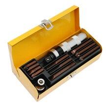 12PCS Auswirkungen Schraubendreher satz Industrie Grade Multifunktionale Schraubendreher bits Schraube Extractor Für Reparatur Fahrer Set