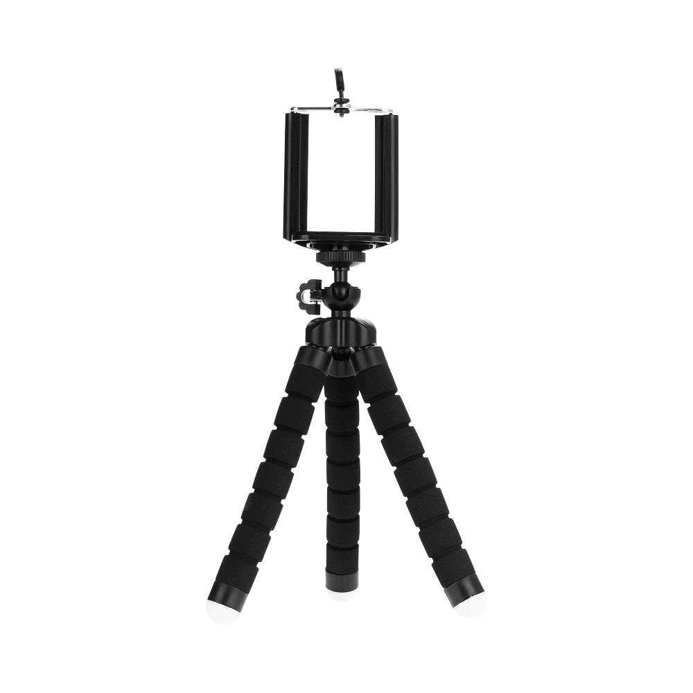 Tripods tripod for phone Mobile camera holder Clip smartphone monopod tripe stand octopus mini tripod stativ for phone           (6)