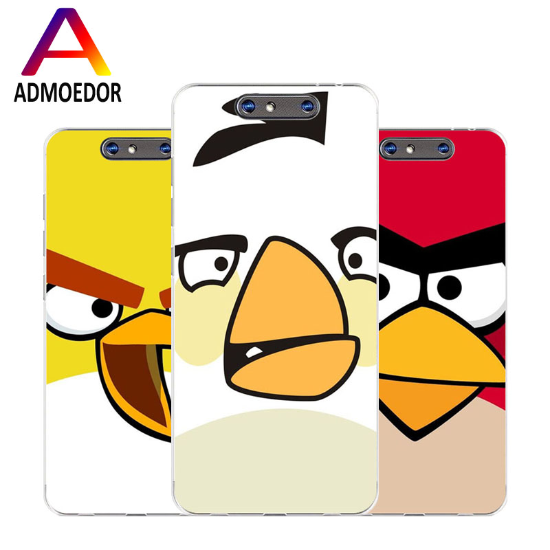 zte blade v8 Case,Silicon Popular Cartoon Painting Soft TPU  Back Cover for zte blade v8 protect Bags shell