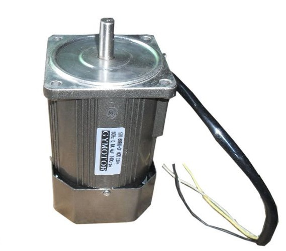 AC 220V 60W Single phase Constant speed motor without gearbox. AC high speed motor,