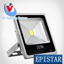 40 pcs/lot dhl fedex factory direct sale 10W 20w 30w 50w led flood light 85-265V ceiling