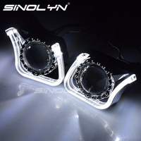 Sinolyn 3 0 Super Hid Bixenon Lenses Headlight Car Projector Lens