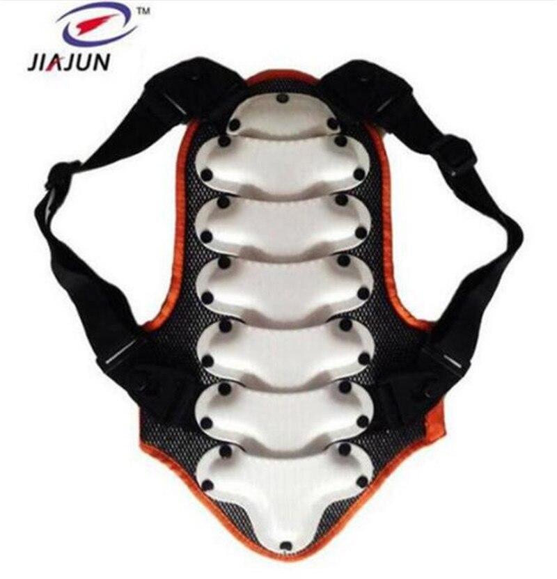 JIAJUN Childrens Sport Armor Back Support Skiing Roller Skateboarding Equestrian Kids Back Armor Ski Strong Back Protectio