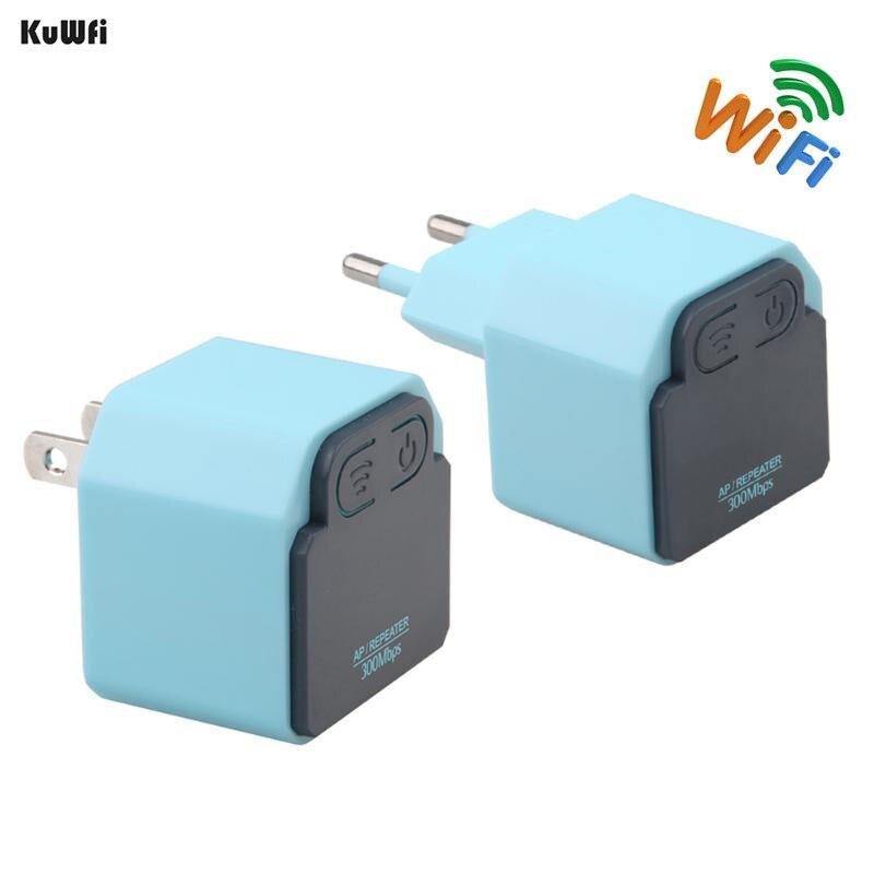 300 Mbps Wireless Repeater 2,4 Ghz WI-FI AP Router 802.11N Signalverstärker Wifi Range Extender Booster Mit US/EU stecker