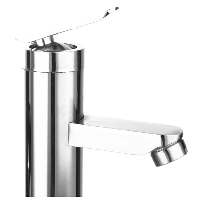 Washbasin faucet Chrome Waterfall faucet Sink fauce of Bathroom Bathroom Tap
