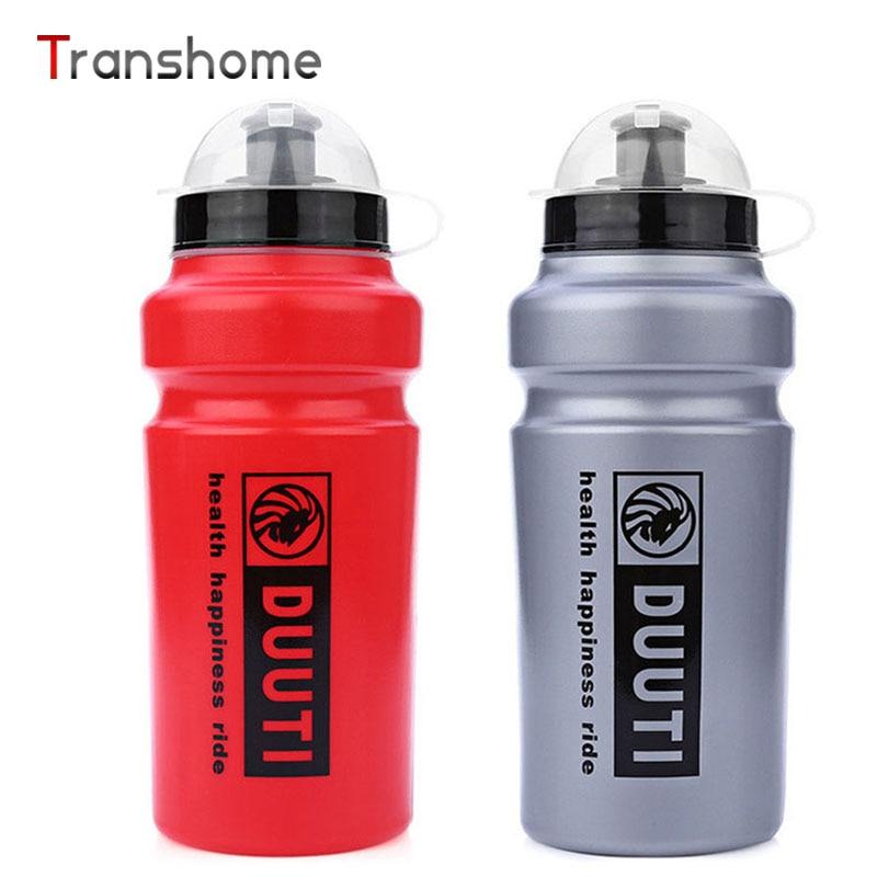 Transhome Deportes Botella de Agua Para Beber Jarra Portable Bicicleta Al Aire L