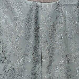 Image 5 - Johnature נשים צמר מעילי בציר ארוך שרוול סטנד כיסי נשים בגדי אופנה 2019 סתיו חורף Loose מעילים חמים