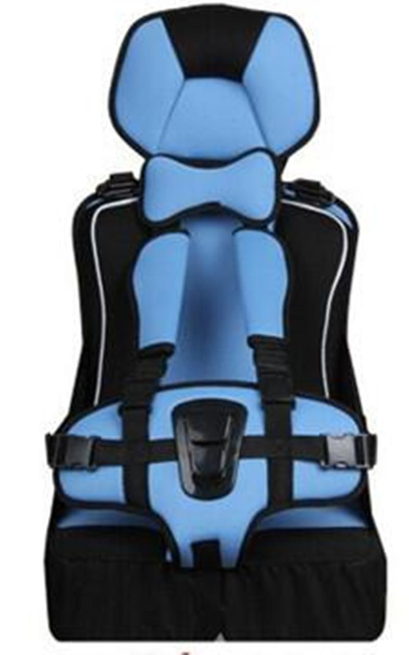 Дышащие Детские безопасности автокресла детей, сидящих стулья в машине Портативный детские сиденья для руля автомобиля Силла Де авто para bebe