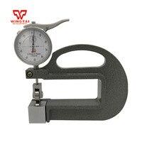 Aletler'ten Taşlayıcılar'de BC03C 0 10mm 0.01mm Mekanik Sürekli kalınlık ölçer