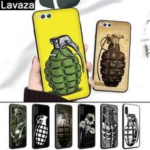 Lavaza Army Fans Weapons Grenades Design Silicone Case for Xiaomi MI 6 8 9 SE Max 3 Lite F1 A1 A2 Mix 2S A3 Pro 9T CC9