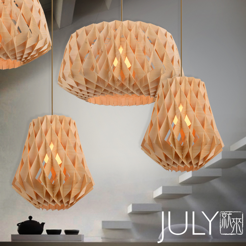 Paper pendant lamps paper pendant lamps beautifulhalo home french brief american july paper pendant light euchromatin lamps aloadofball Gallery