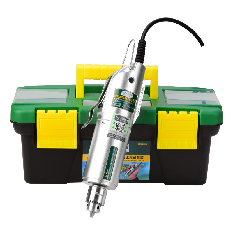 Electric Mini Mill Electric Drill 220V Variable Speed Rotary font b Tool b font With font