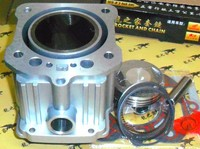 ZONGSHEN ZS250 Water Cooled Motorcycle Cylinder Set Assembly Motorbike Scooter Cylinder Piston Rings Kit