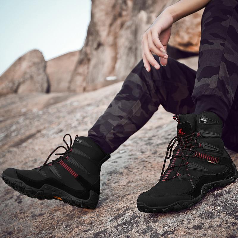 designer hiking boot