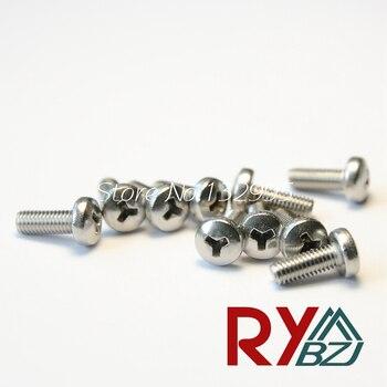 Stainless Steel Round Head Y socket screw M2 M2.5 M3 M4 Security screws Anti-theft screw