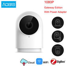 Xiaomi Aqara Smart Camera G2 Smart 1080P 140 Degrees View Smart Gateway Hub Wireless Zigbee Smart Devices work with Mi Home APP(China)
