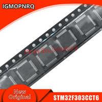 10pcs STM32F303CCT6 STM32F303 QFP48 ARM - MCU New