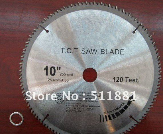 10'' t.c.t saw blade GLOBAL FREE Shipping | 250MM wood cutting blade disc wheel | 120 teeth 10 254mm diameter 80 teeth tools for woodworking cutting circular saw blade cutting wood solid bar rod free shipping