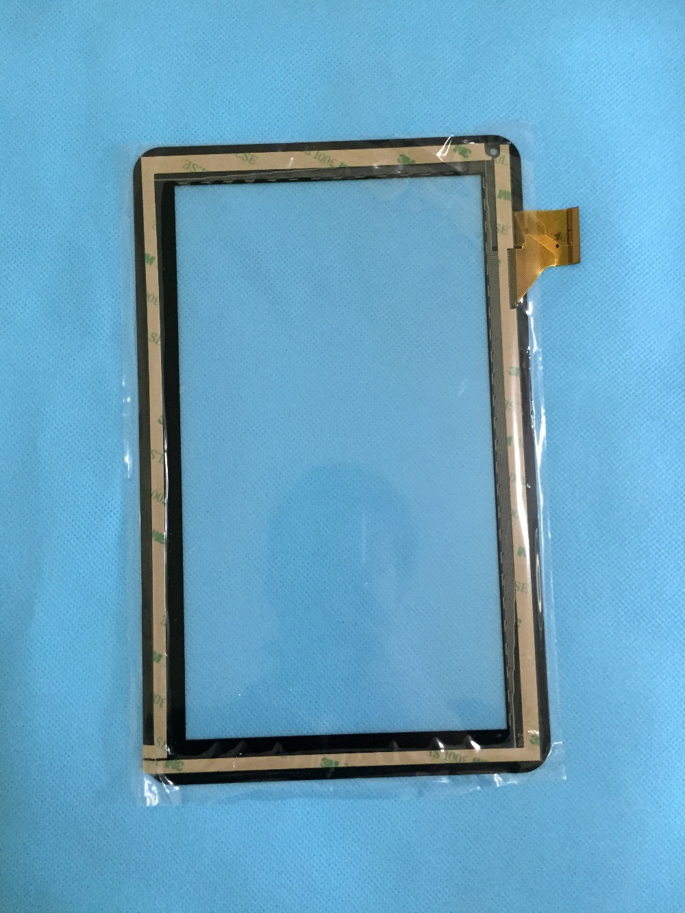 Original New 10.1 Wolder miTab Masterchef Tablet touch screen digitizer glass touch panel Sensor Replacement Free Ship