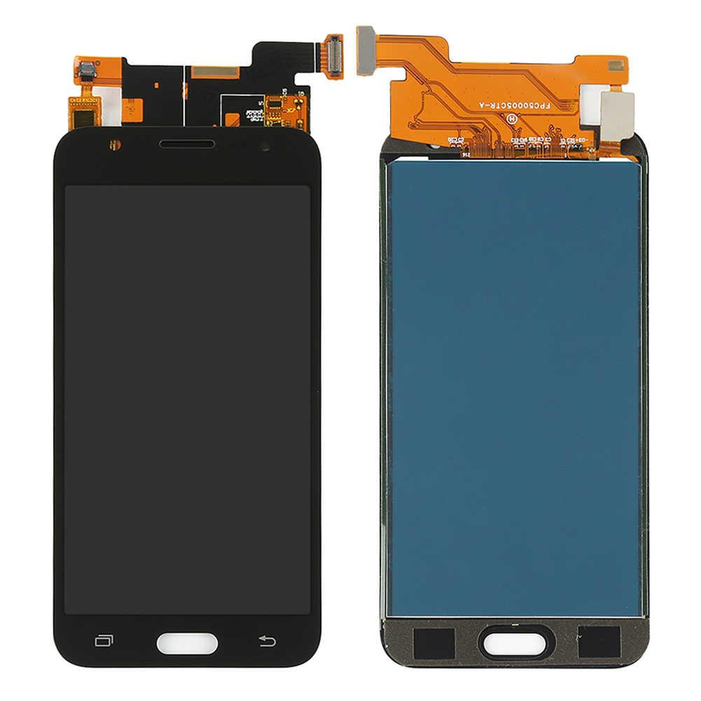 J500f شاشات lcd لسامسونج غالاكسي J5 2015 J500/J5 2016 J510/J5 2017 J530 شاشة الكريستال السائل محول الأرقام بشاشة تعمل بلمس إصلاح أجزاء J510 عرض