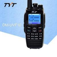 TYT DM UVF10 цифровой двухстороннее радио 256CH gps рация DPMR Ham трансивер
