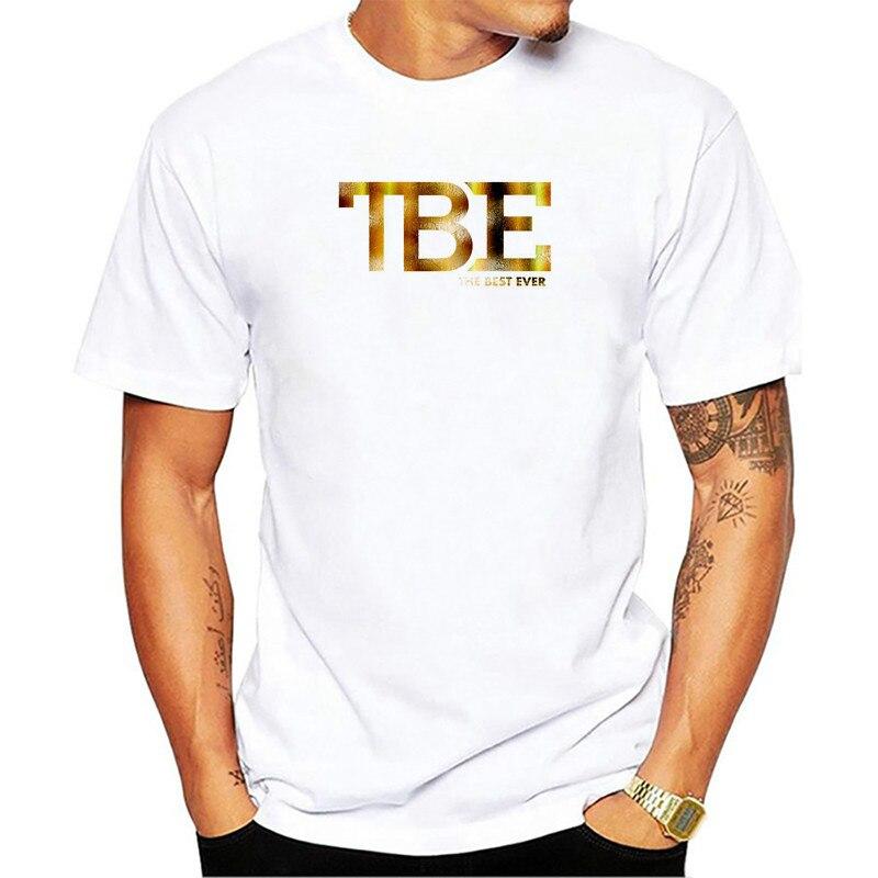 Cool Fashion Gold TBE Mens Short Sleeve USA The Money Team Bran Merchandise T-shirt