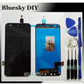 Black 5 inch For ZTE Blade X5 / Blade D3 T630 LCD Display + Touch Screen Digitizer Assembly Replacement + Tracking number +Tools