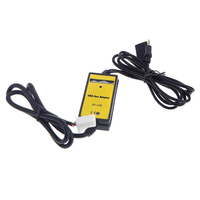 Car USB SD Aux In Adapter MP3 Player Radio Interface For Toyota Camry Corolla
