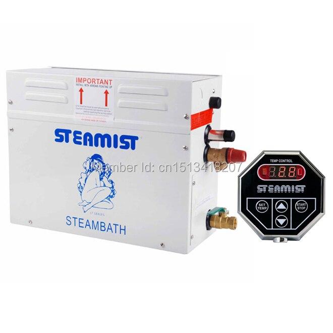 Steam Generator 3 KW Sauna //Bath Home SPA Shower 220v With Controller ST-135