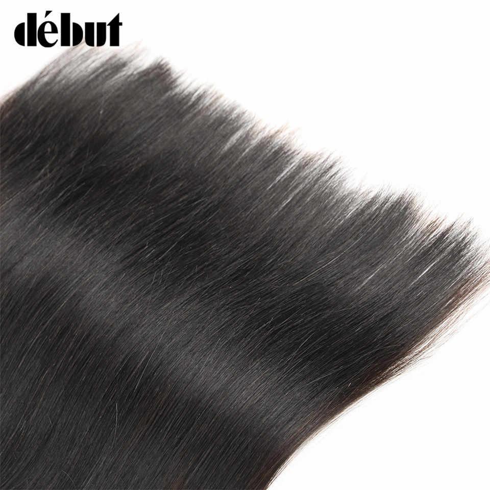 ישר אדם הודו שיער לקליעה 1 צרור רמי בתפזורת שיער הבכורה צמות שיער הארכת להתמודד 10 כדי 30 אינץ טבעי צבע
