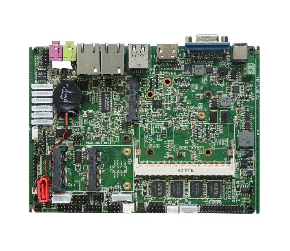 100% working Laptop Motherboard main System Board best motherboard for gaming (PCM3-N2800)