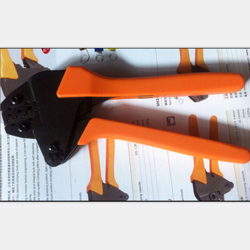 VH2-03B crimping tools for wire end sleeves high quality multi-function crimping pliers tube crimping pliers цена